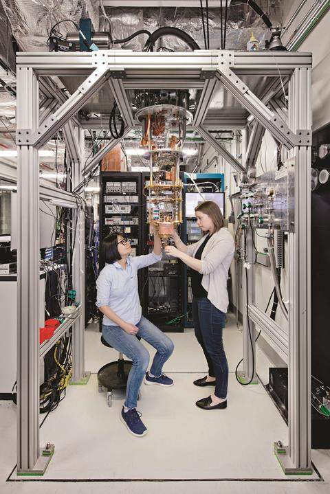 IBM building quantum computers for business and science