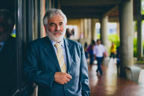 An image showing Benjamín Scharifker