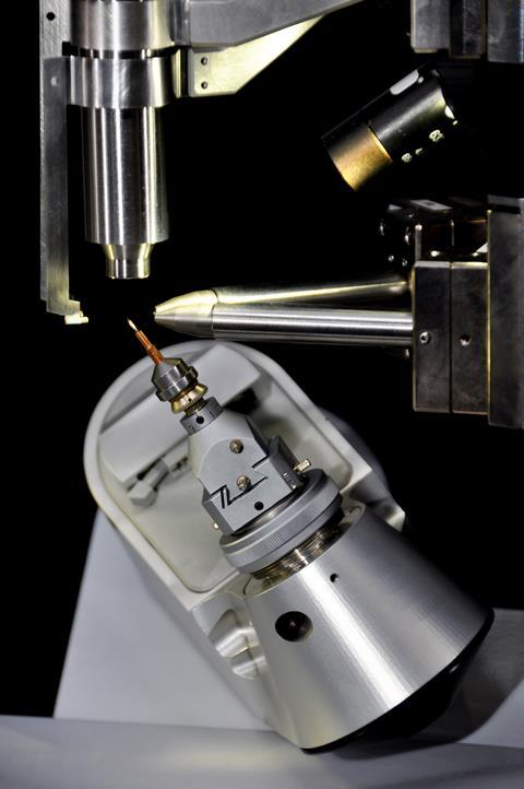 x-ray crystallography diffractometer equipment