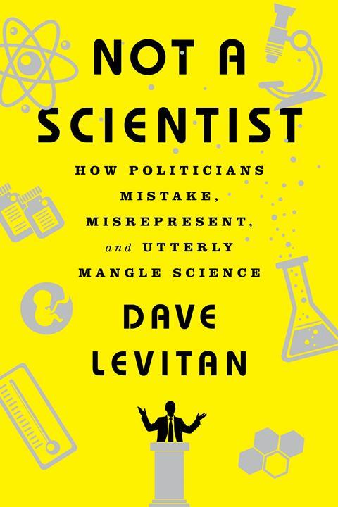 Not a scientist – Dave Levitan