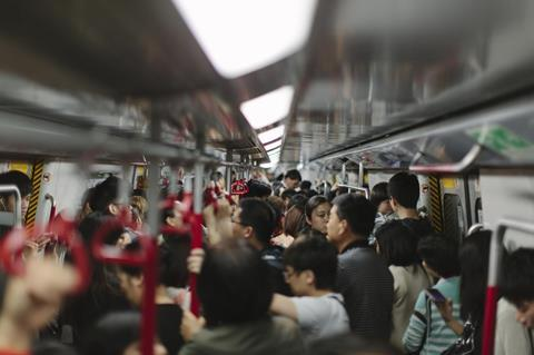 Chinese subway