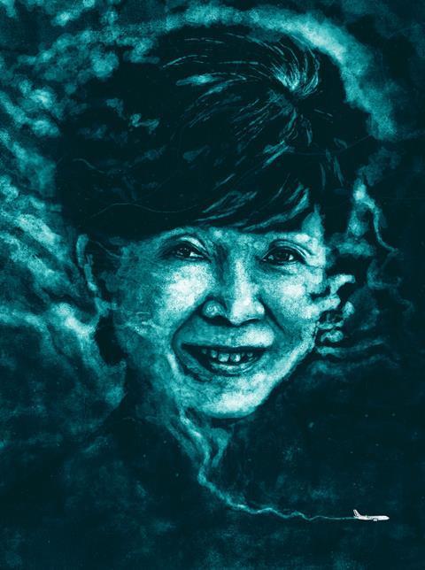 In Situ - Maki Kawai, portrait illustration