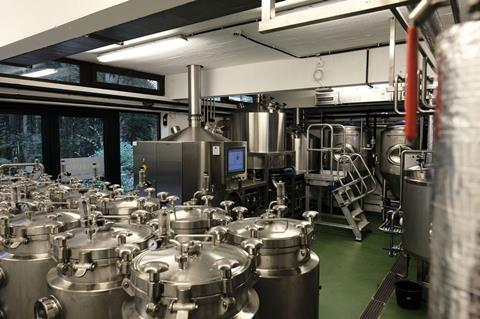 The brewery at VIB-KU Leuven Center for Microbiology