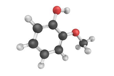 Guaiacol compound