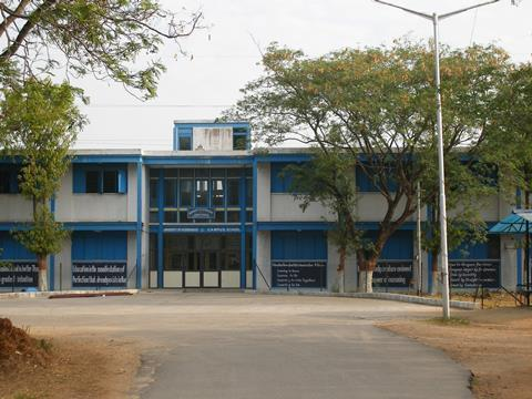 Old lab in Hyderabad