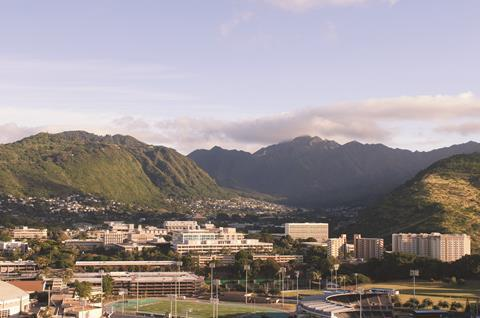 University of Hawaii,  Manoa campus