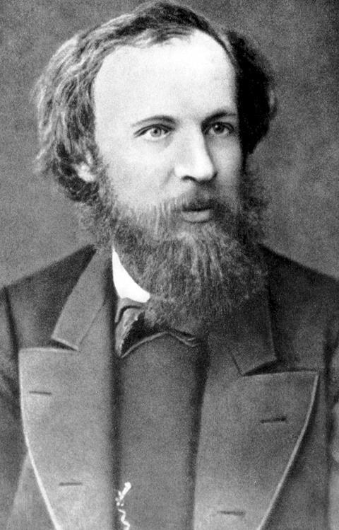 A picture of young Mendeleev