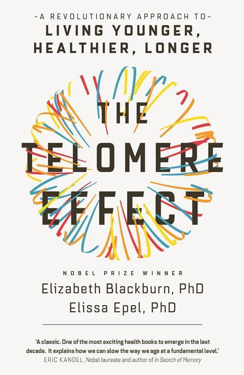 Cover of The Telomere Effect