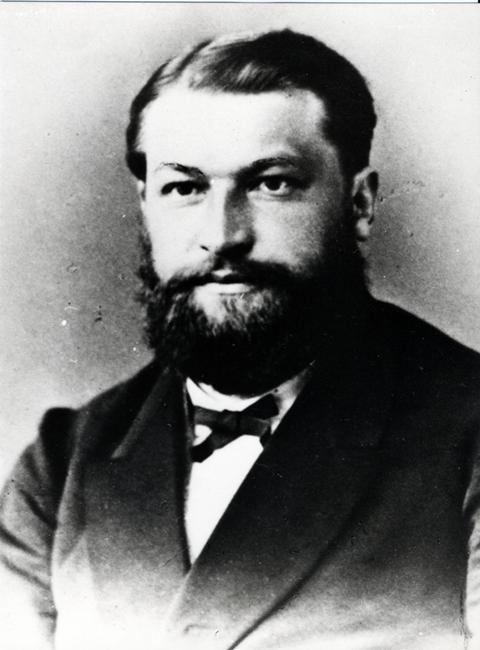 Clemens Winkler (1838 – 1904)