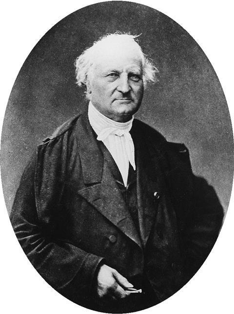 Portrait of Antoine Jérôme Balard
