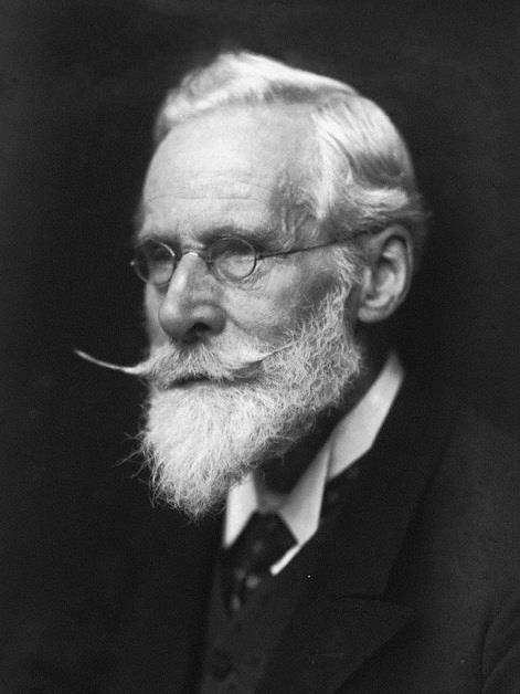 Sir William Crookes, 1906