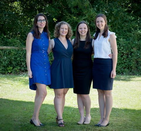Women in stem cw