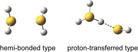 c6sc05361k 2 centre 3 electron bond experimentally observed - Fig 1 - Main