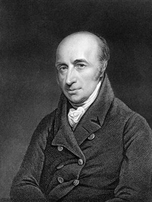 Portrait of William Hyde Wollaston (1766 –1828).