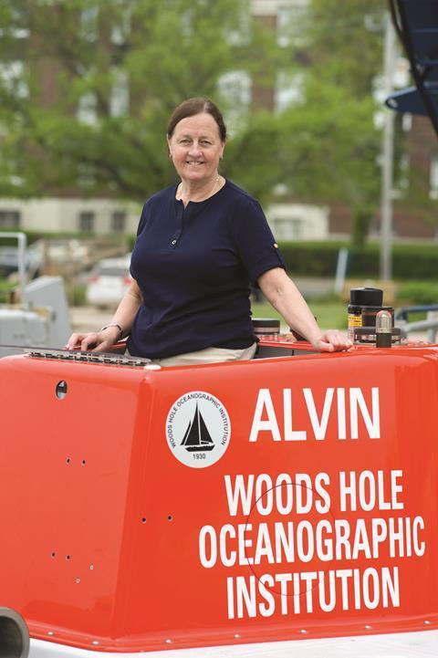 Susan Humphris and Alvin