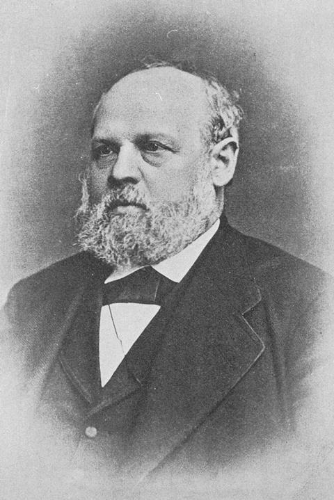 An image showing Heinrich Geissler