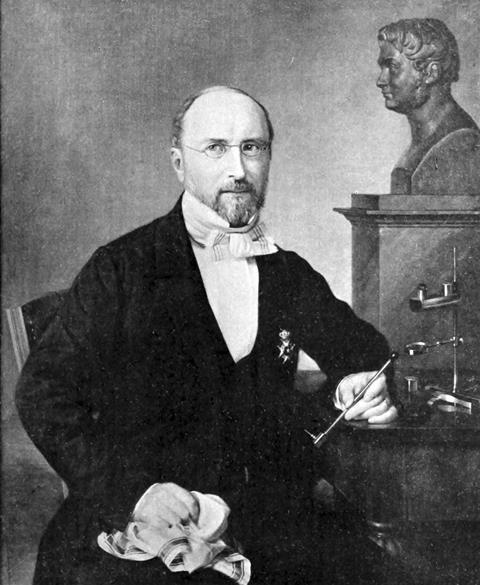 Carl Gustaf Mosander (1797-1858)