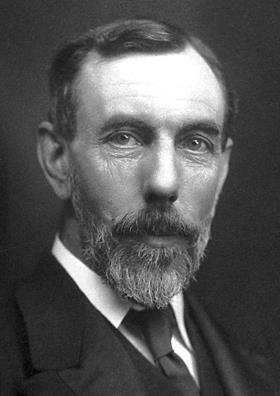 Portait of William Ramsay (1852 – 1916)