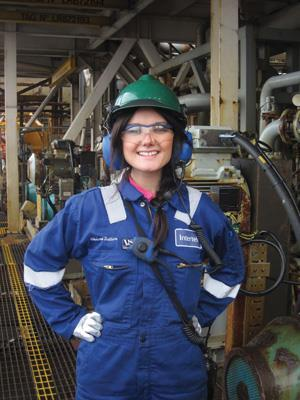 The offshore chemist | Careers | Chemistry World