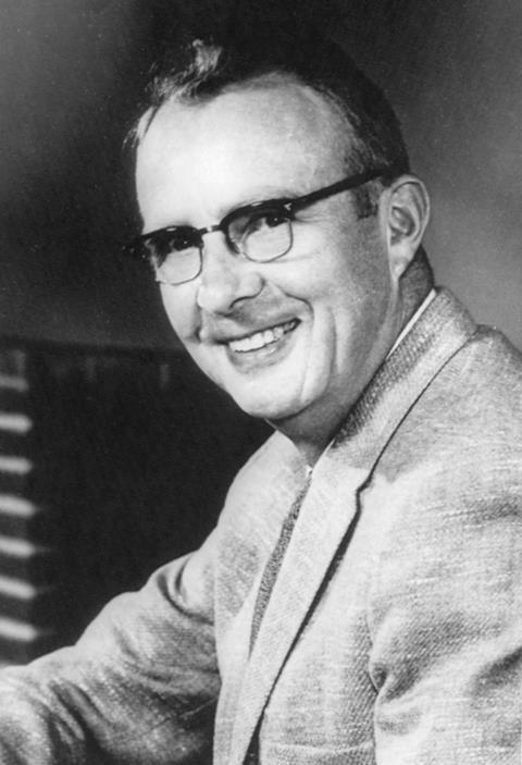Portrait of Luis W. Alvarez (1961 – 1988)