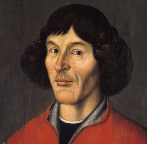 Portrait of Nicolaus Copernicus (1473 – 1543)