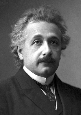 Albert Einstein (1879 – 1955)