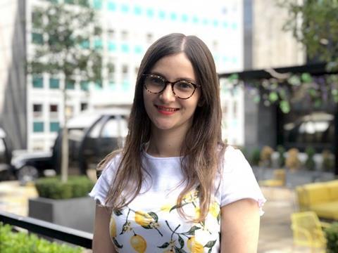 Lizzie Harrett, content manager, Notch Communications
