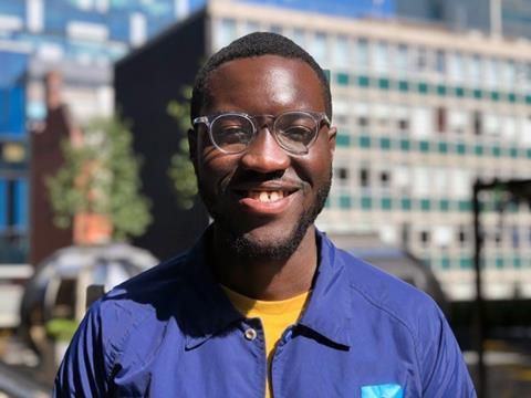 Charles Ben-Cofie, science writer, Notch Communications