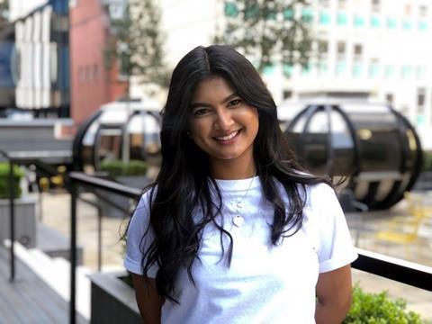 Shazia Ansari, account manager, Notch Communications