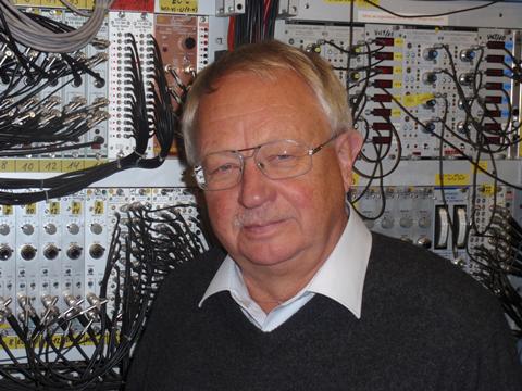 A picture of Sigurd Hofmann