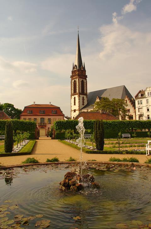 Darmstadt in Germany