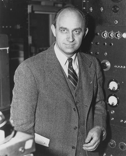 Enrico Fermi (1901 – 1954)
