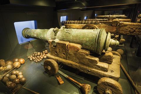 Mary Rose cannon
