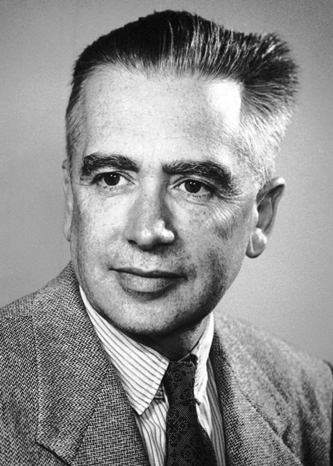 Emilio Segrè (1905 – 1989)