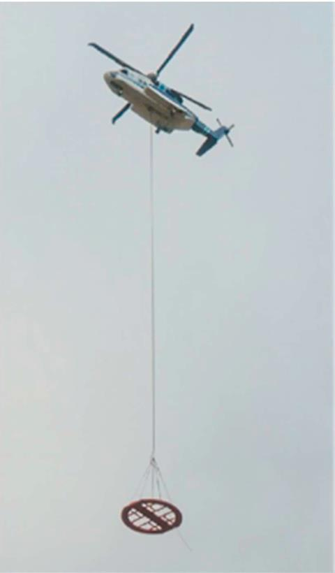 An image showing a helicopter NMR