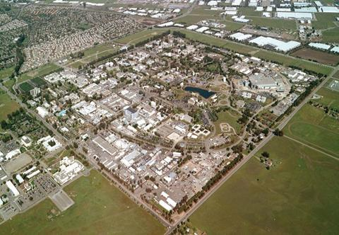 Lawrence Livermore National Laboratory – Aerial View