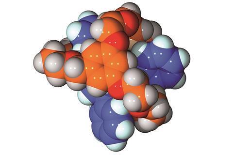 mechanically interlocked structure - molecular suit