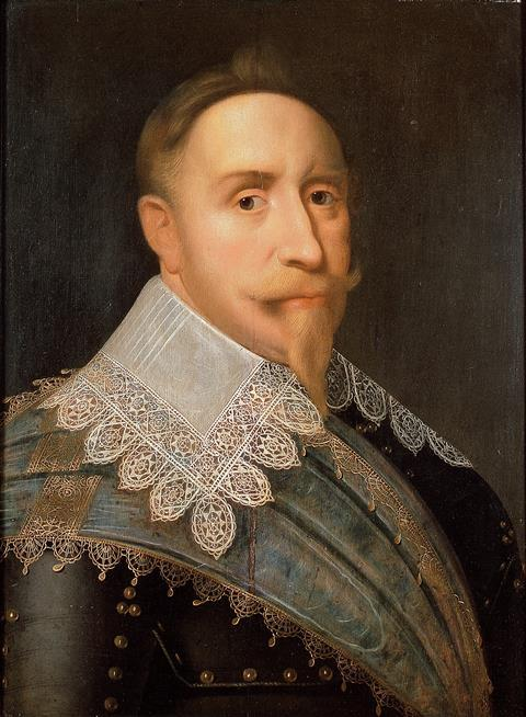 Portrait of Gustavus Adolphus, King of Sweden 1611–1632