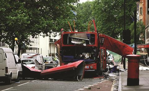 Chromatography was used to investigate the 7/7 London bombings in 2005…