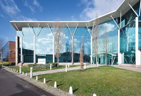 Oxford BioMedica building