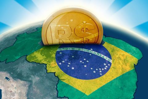Brazil budget illustration