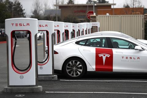 Power-hungry Tesla picks up supercapacitor maker | Business