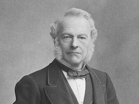 George G Stokes