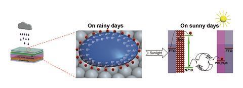 platinum all weather solar cells