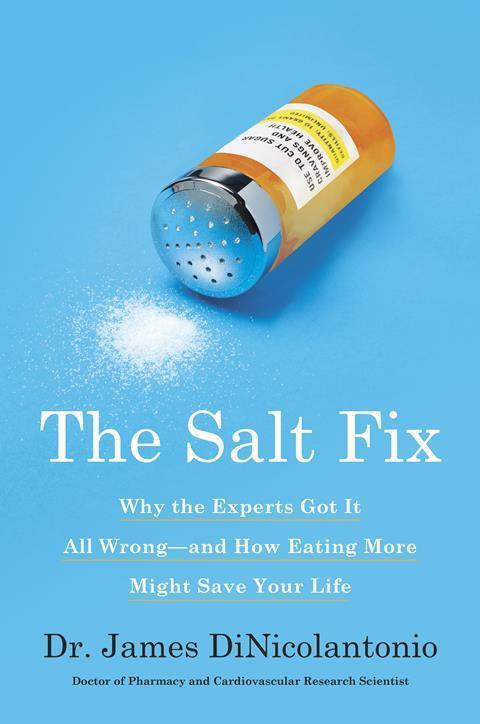 James DiNicolantonio – The salt fix