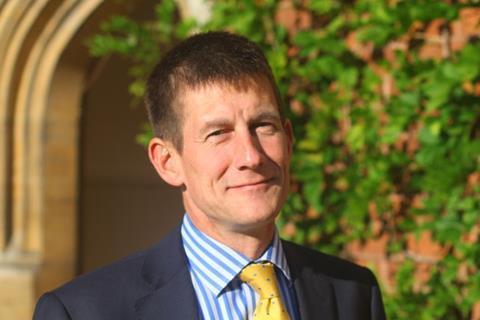 Dr Shaun Fitzgerald FREng