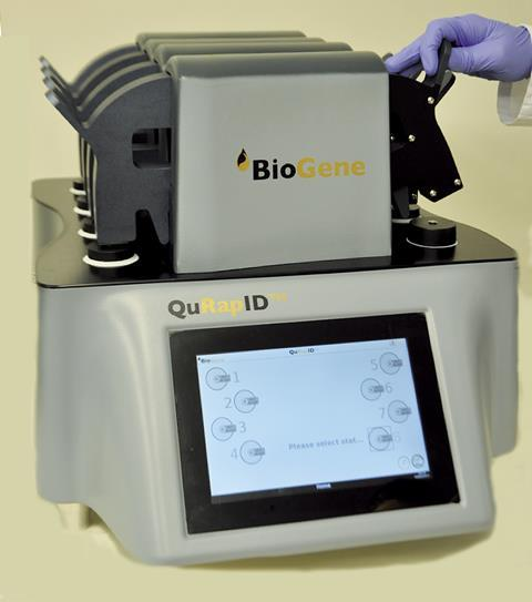 BioGene machine