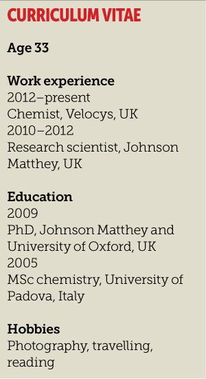 Thinking small | Careers | Chemistry World