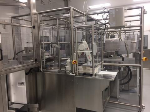 Processing Equipment at Aprecia