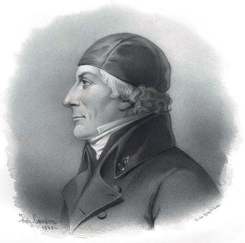 Gahn Johan Gottlieb